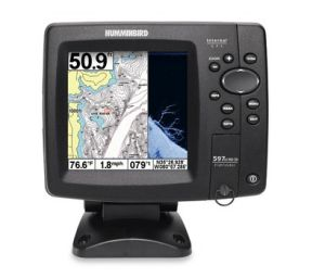 sondeur haute definition humminbird FF597ci